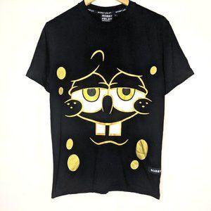 Bobby Abley x Spongebob Squarepants collab gold